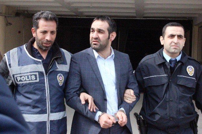 Edirne'de HDP Binasına Silahlı Saldırıda Bulunan Zanlı Tutuklandı