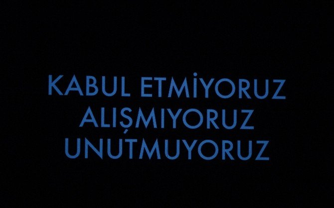 İstanbul Moda Haftasında 'Terör' Tepkisi