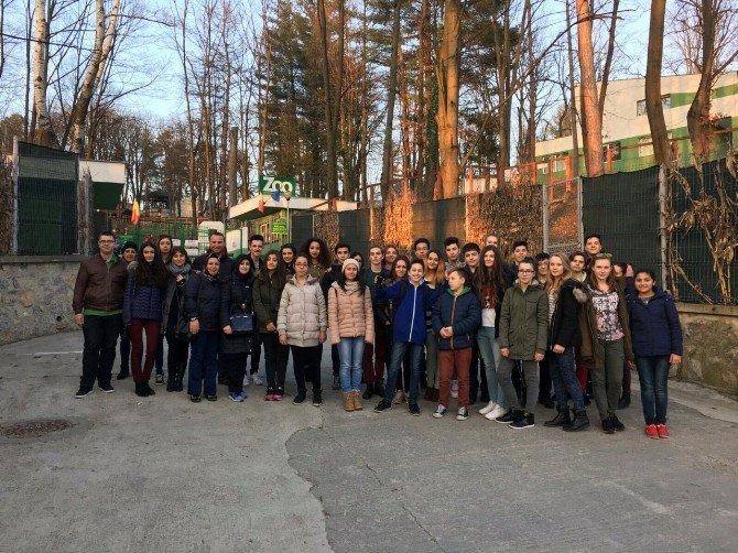Sümer Ortaokulu Adalar Ve Balkanlar Turunda