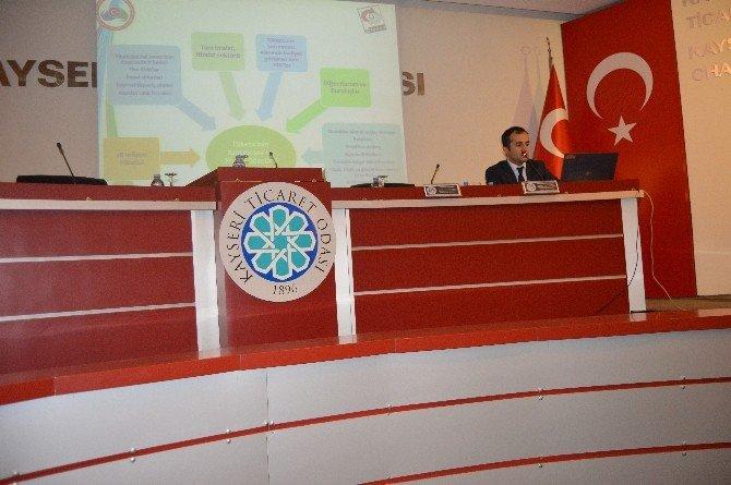 Vali Yardımcısı Mehmet Emin Avcı: