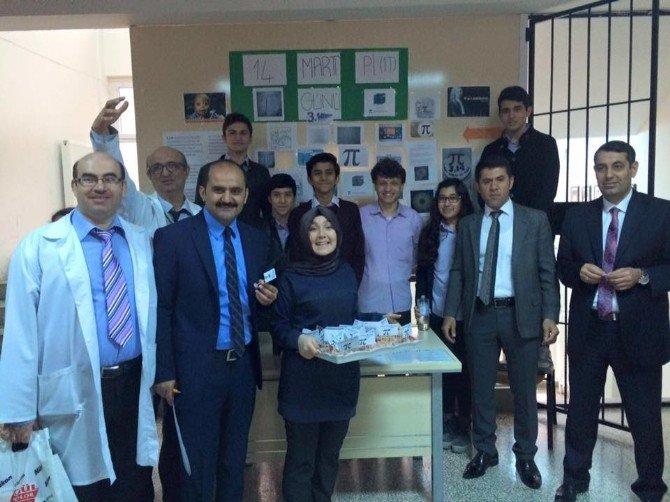 Kilis'te '14 Mart Dünya Pi Günü' Kutlaması