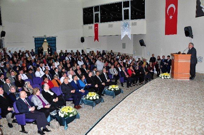 Konya'da Tıp Bayramında Teröre Ortak Mesaj