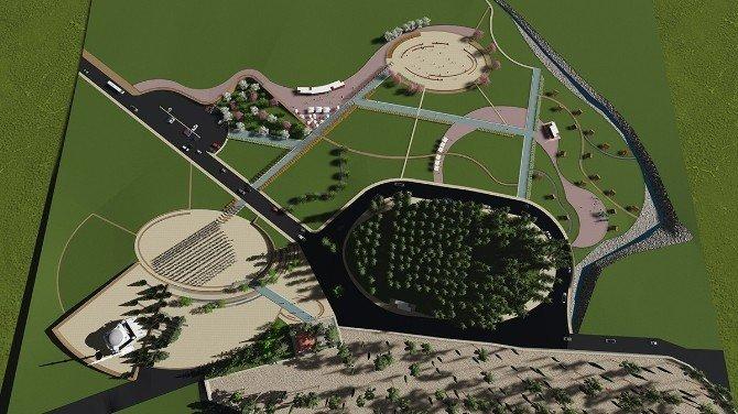 Büyükşehir'den Emre Köyü'ne Modern Düzenleme