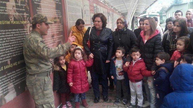 Büyükşehirin Minik Öğrencileri, Askeri Müzeyi Gezdi