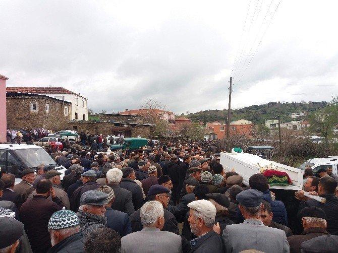 Yenipazarlı Mehmet Emin Hoca'yı Binler Uğurladı