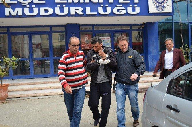Muğla'da Hırsızlık Olaylarına Karışan Şüpheli Ortaca'da Yakalandı