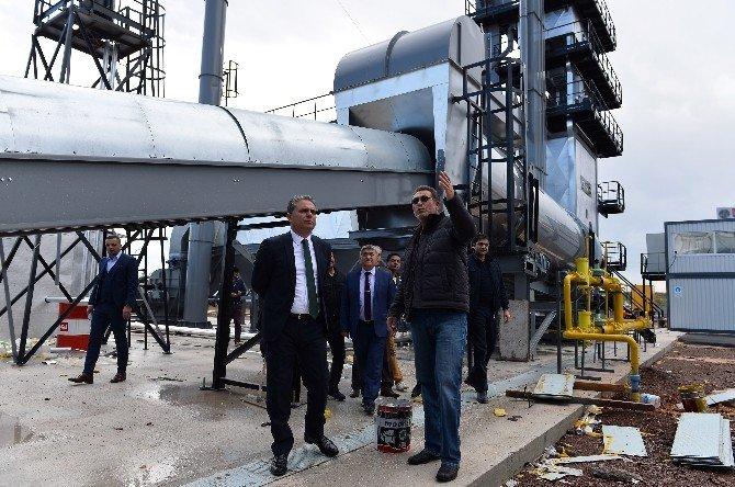 Muratpaşa Belediyesi Fabrika Gibi