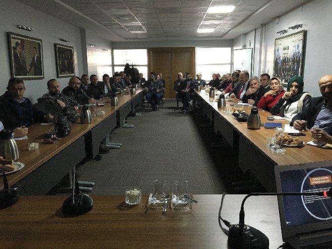 MÜSİAD Üyeleri SGK Teşvikleri Hakkında Bilgilendirildi