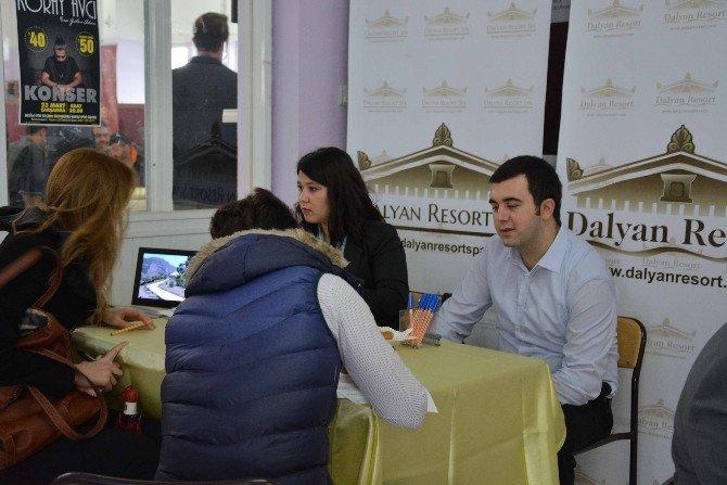 Omyo'da Öğrenci Ve Sektör Buluşması
