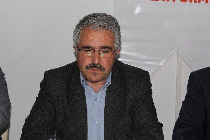 Ortak Değerler Platformundan Ankara Saldırısana Tepki