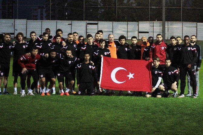 Adanaspor, 'Adana Derbisi' İçin Hazırlıklara Başladı
