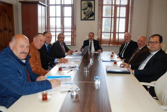 Büyükşehir'de Toplu İş Sözleşmesi Görüşmeleri Başladı
