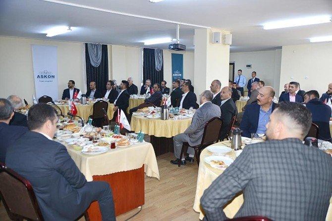Konukoğlu, ASKON Adana'da