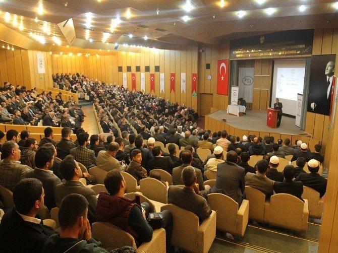 Şanlıurfa Müftülüğünden Moral Ve Motivasyon Konulu Konferans