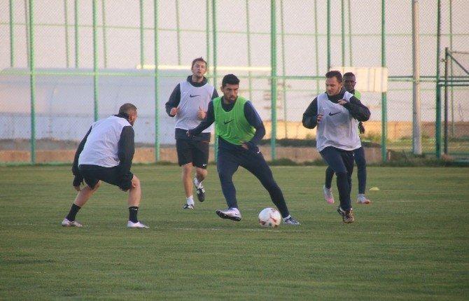Şanlıurfaspor, Balıkesirspor Maçının Hazırlıklarına Başladı