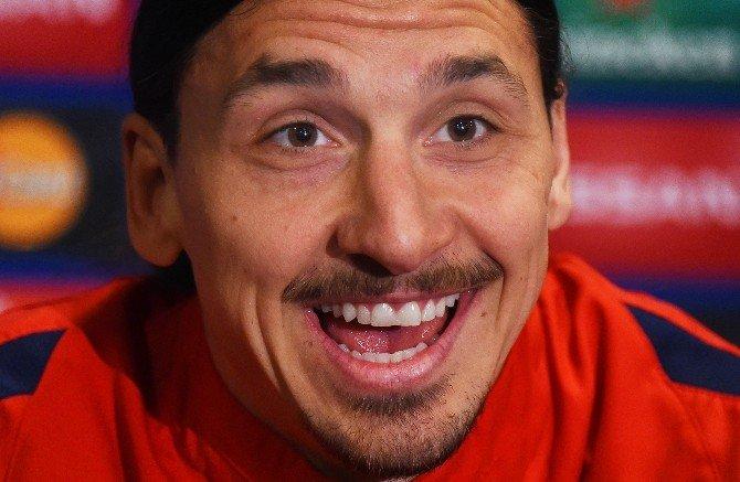 """Paylaşılamayan Adam: """"Zlatan Ibrahımovıc"""""""