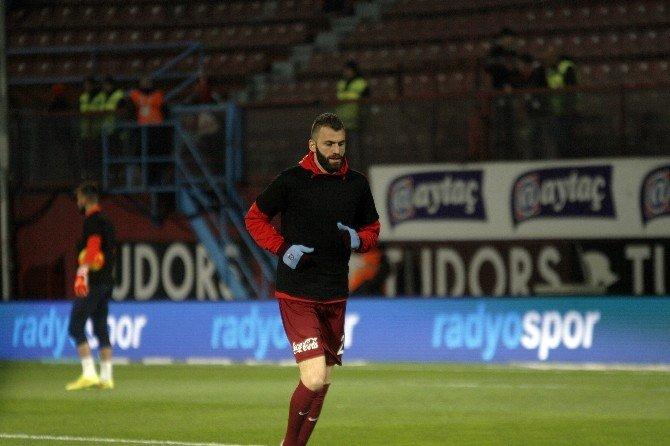 Beşiktaş Isınmaya 'Ankara' Yazılı Siyah Tişört İle Çıktı