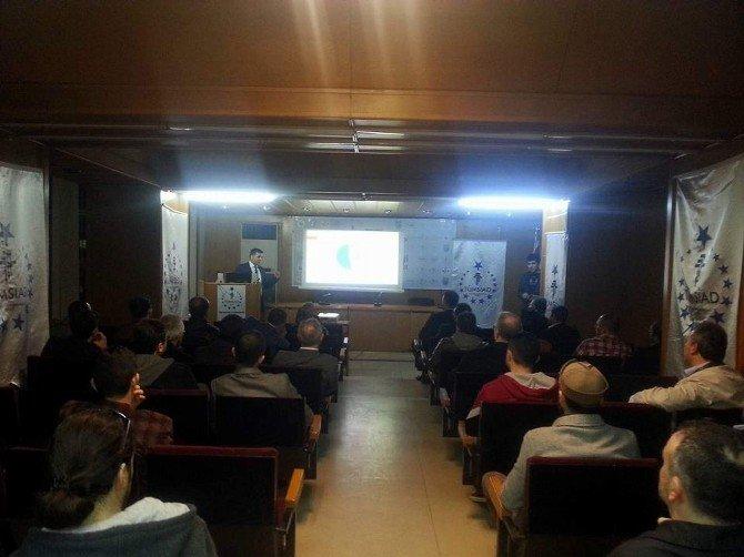 Aydın TÜMSİAD'tan 'Etkili İletişim Ve Liderlik Yönetimi' Konferansı