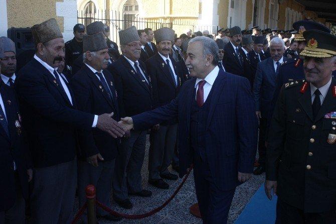 Atatürk'ün Adana'ya Gelişinin 93. Yıldönümü Kutlandı