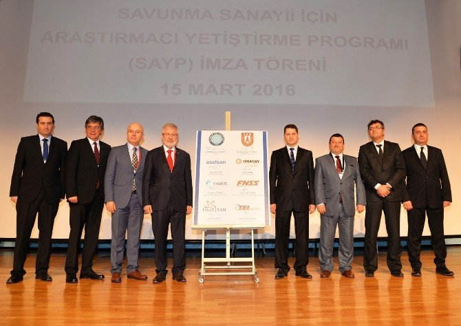 Uludağ Üniversitesi Savunma Sanayi İçin Araştırmacı Yetiştirecek