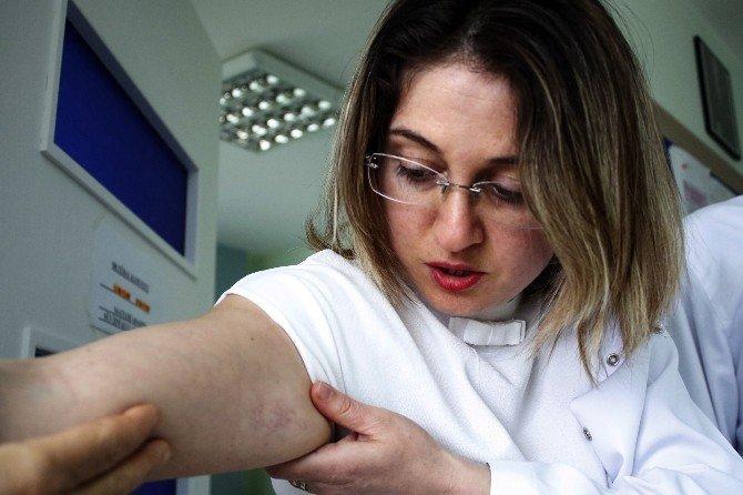 Kadın Hastadan, Kadın Doktora Şiddet