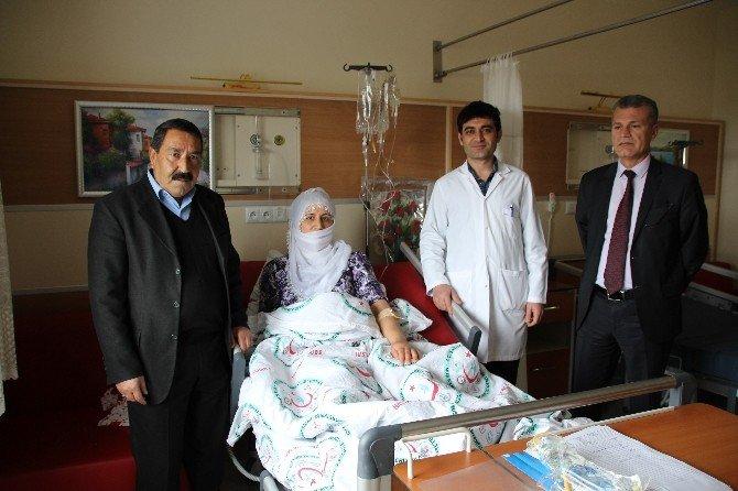 Varto Devlet Hastanesi'nde Bir İlk