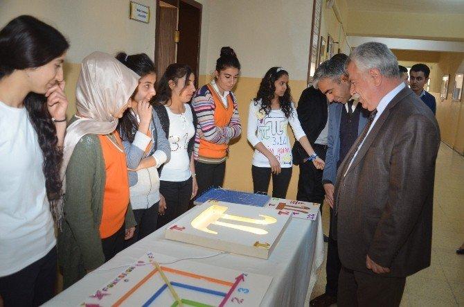 Viranşehir De Hadi Kutlu 14 Mart Dünya Pi Günü Kutlandı