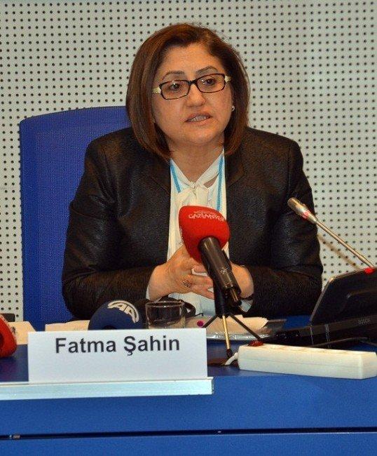 Fatma Şahin'den BM'ye Çocuk Eğitimi Çağrısı