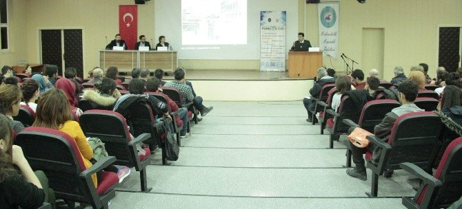Edebiyat Fakültesi Paneller Dizisi Başladı