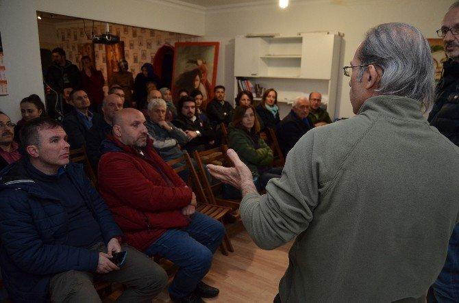 Adafad, Fotoğraf Sanatçısı Demirbaş'ı Konuk Etti