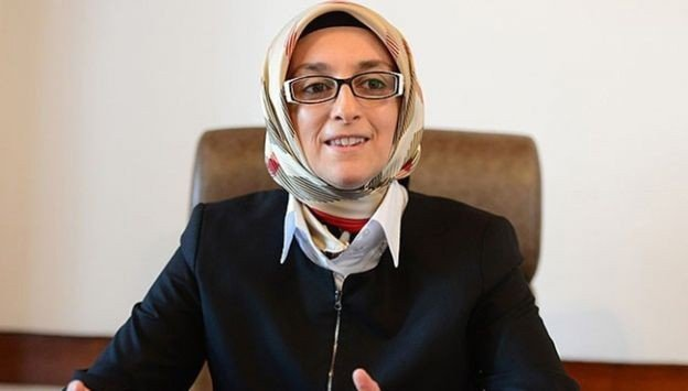 AK Parti Genel Merkez Kadın Kollarından 'Cariye' Hakaretine Kınama
