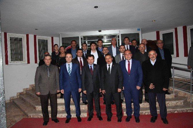 Milletvekili Altunyaldız'dan Seydişehir Ziyareti