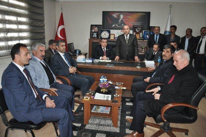 """AK Partili Şimşek: """"Yanlış Yapıyorsun Deme Cesaretimiz Olsun"""""""