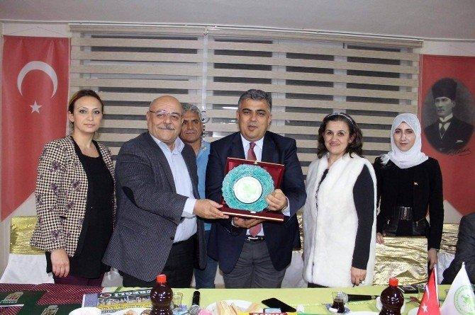 Başkan Özgüven, Antalya'da Ereğlililerle Buluştu
