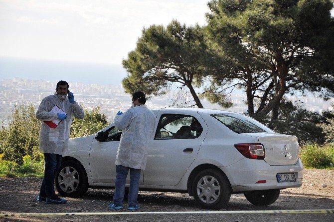 Antalya'da Hal Komisyoncusu Aracında İntihar Etti