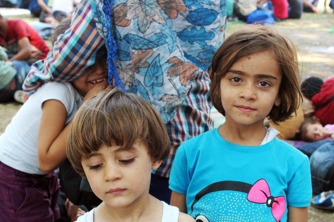 İzmir'de, İki Yılda 196 Bin 332 Suriyeli Tedavi Gördü