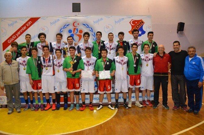 Gençler Basketbolda Şampiyonlar Belli Oldu