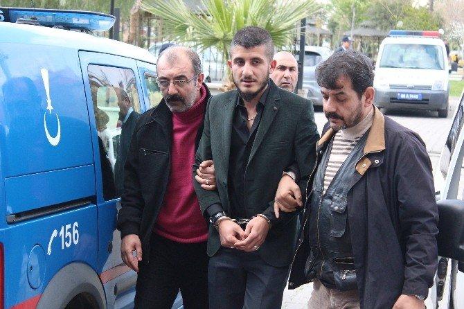 Husumetlilerini Tüfekle Adliye Çıkışı Beklerken Polise Yakalandılar