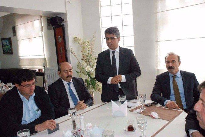 AK Parti'li Vekillerden Banaz Ziyareti