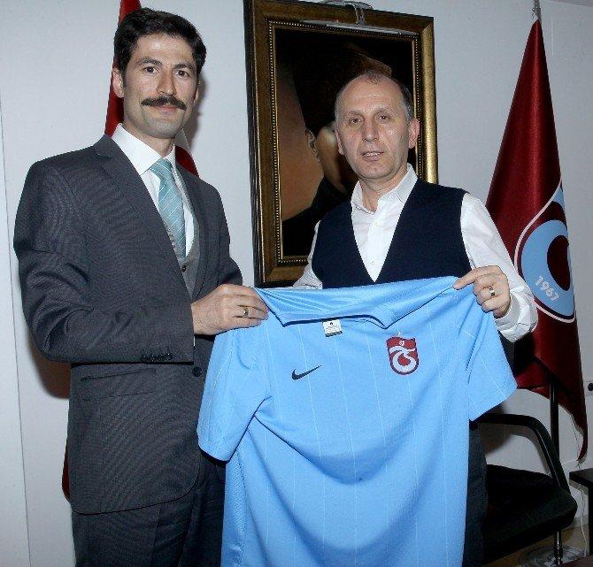 """Muharrem Usta: """"Trabzonspor Büyük Bir Çınar"""""""