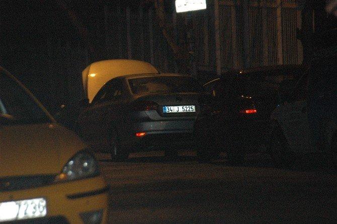 Başkentte Bomba Yüklü Araç Alarmı