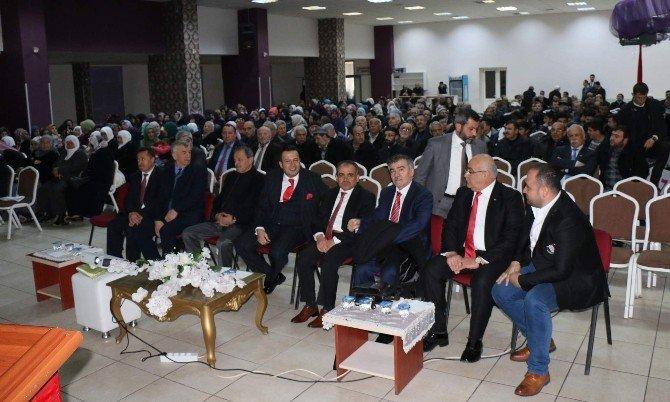 Boğazlıyan'da Çanakkale Zaferi Konferansı Düzenlendi