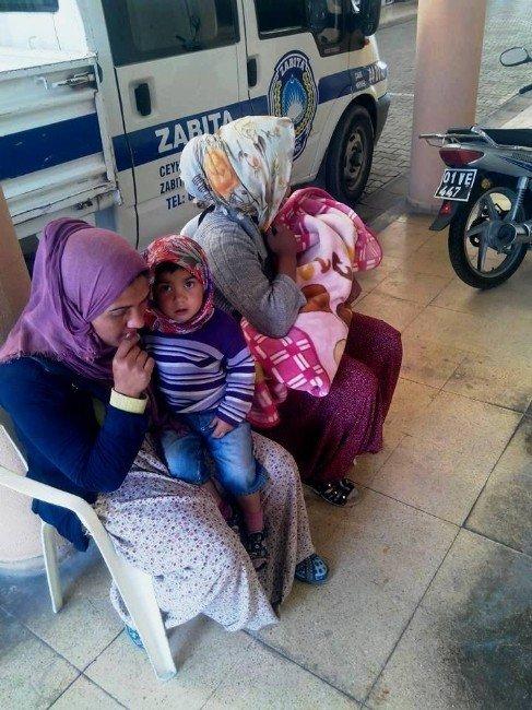Ceyhan'da Dilenci Operasyonu