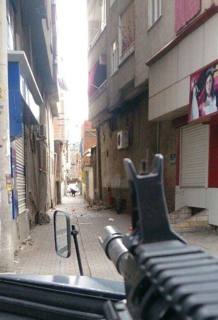 Sur'da Tuzaklanmış Bomba Düzeneği Bulundu
