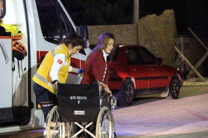 Eskişehir'de 4 Kişi Karbonmonoksit Gazından Zehirlendi