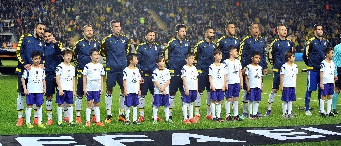 Fenerbahçe'de Hedef Çeyrek Final