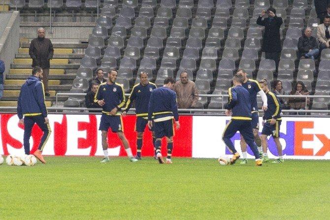 Fenerbahçe, Braga Hazırlıklarını Tamamladı