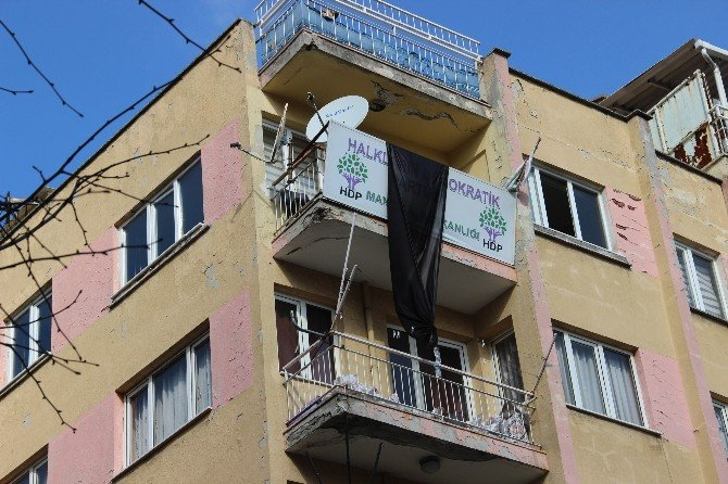 HDP Manisa Eş Başkanları Gözaltında