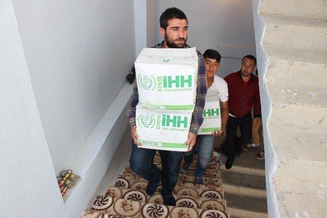İHH'den Silopi'ye Yardım