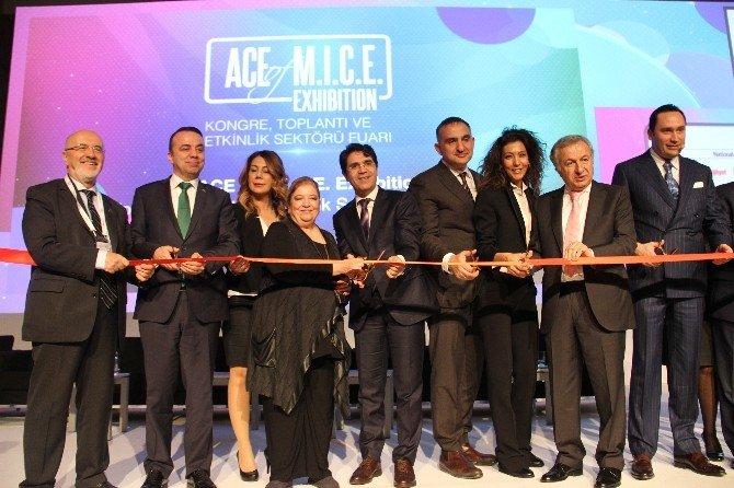 Kongre, Toplantı Ve Etkinlik Sektörünün Dev Organizasyonu Ace Of M.ı.c.e. Kapılarını Açtı